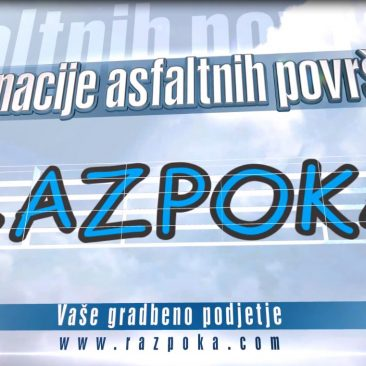 Video – popravilo razpok